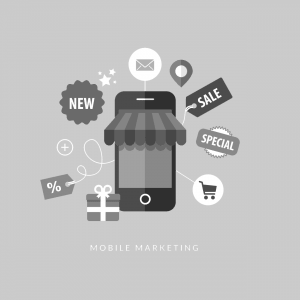 mobile marketing Ads for tablets, smartphones and organizer