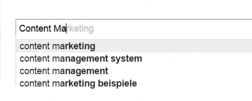 Content Marketing in Unternehmen